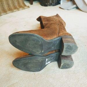 Midcuff boot